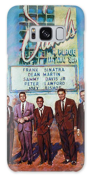 The Rat Pack Galaxy Case by Viola El