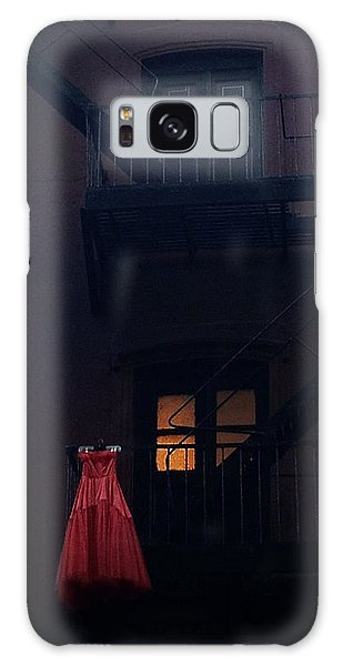 The Red Gown Galaxy Case