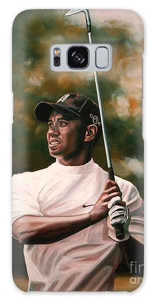 Tiger Woods  Galaxy Case