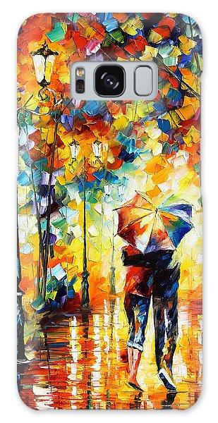 Abstract People Galaxy Case - Under One Umbrella by Leonid Afremov