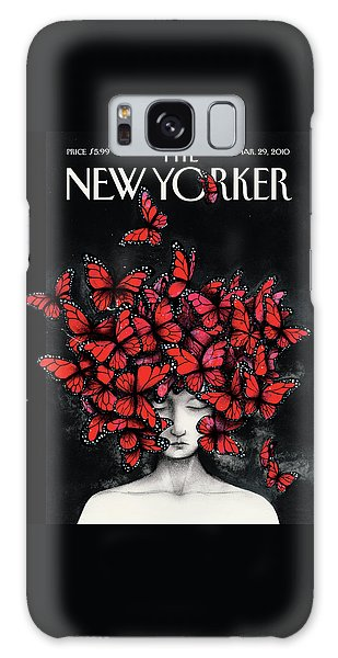New Yorker March 29th, 2010 Galaxy Case