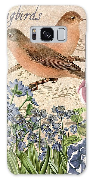 Song Bird Galaxy Case - Untitled by MGL Meiklejohn Graphics Licensing