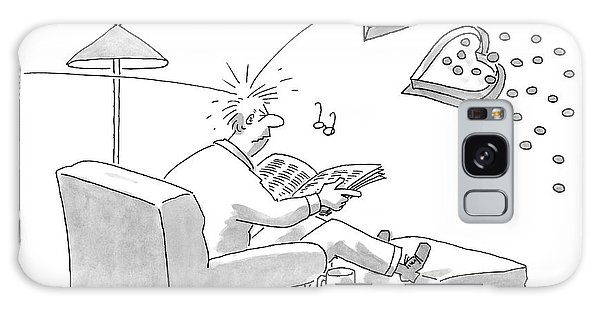 New Yorker February 11th, 2008 Galaxy Case