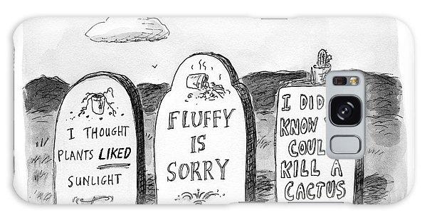 New Yorker December 19th, 2016 Galaxy Case
