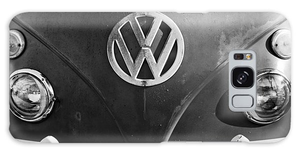 Volkswagen Galaxy Case - Volkswagen Vw Bus Front Emblem by Jill Reger
