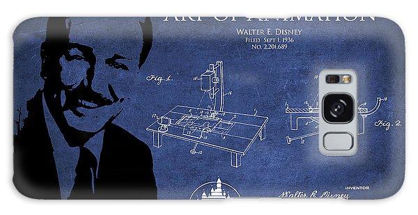 Walt Disney Galaxy Case - Walt Disney Patent From 1936 by Aged Pixel