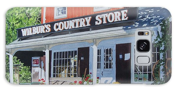 Wilbur's Country Store Galaxy Case