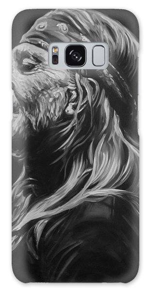 Willie Nelson  Galaxy Case by Steve Hunter