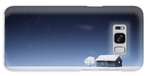House Galaxy Case - Winter by Bess Hamiti