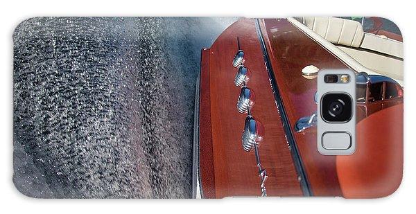 Powerboat Galaxy Case - Riva Aquarama by Steven Lapkin