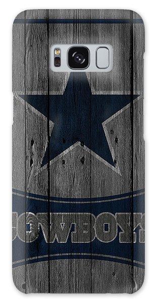 Greeting Galaxy Case - Dallas Cowboys by Joe Hamilton