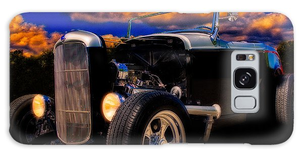 32 Ford Roadster In Silver An Black Galaxy Case