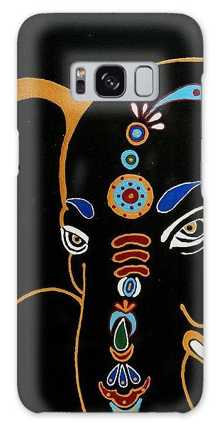 32 Gajakarna Ganesh Galaxy Case