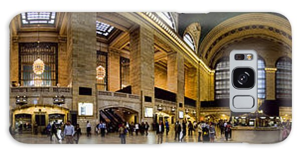 360 Panorama Of Grand Central Terminal Galaxy Case