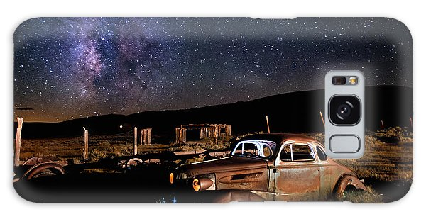 '37 Chevy And Milky Way Galaxy Case