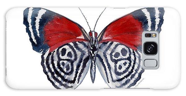 37 Diathria Clymena Butterfly Galaxy Case