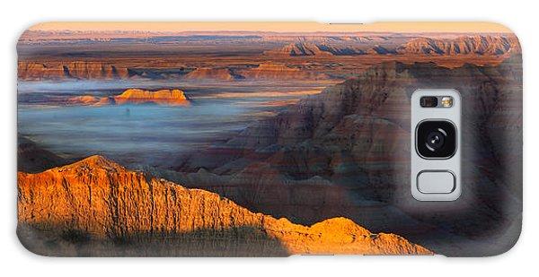 Scenery Galaxy Case - 3d Sunrise  by Kadek Susanto