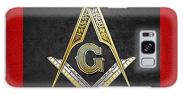 3rd Degree Mason - Master Mason Masonic Jewel  Galaxy Case