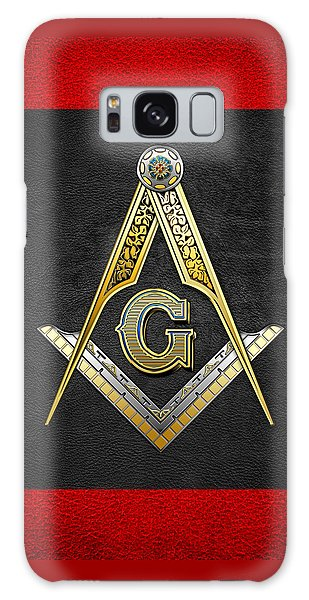 3rd Degree Mason - Master Mason Masonic Jewel  Galaxy Case