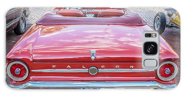 1963 Ford Falcon Sprint Convertible  Galaxy Case