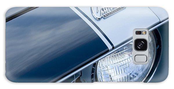 1969 Chevrolet Camaro Z-28 Emblem Galaxy Case by Jill Reger
