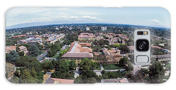 Aerial View Of Stanford University Galaxy S8 Case