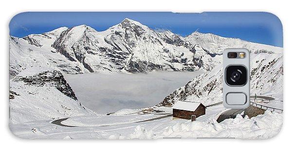 Austrian Mountains Galaxy Case