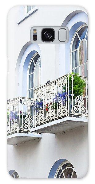 Window Galaxy Case - Balconies by Tom Gowanlock