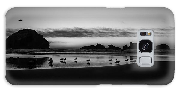 Bandon State Park Galaxy Case