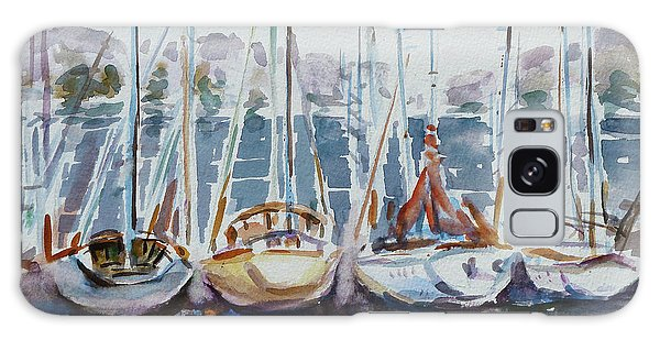 4 Boats Galaxy Case