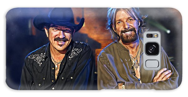 Brooks And Dunn Galaxy Case