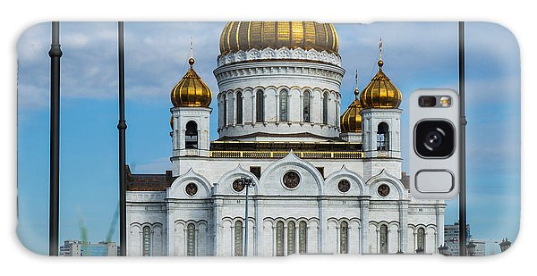Cathedral Of Christ The Savior Of Moscow - Russia - Featured 3 Galaxy Case