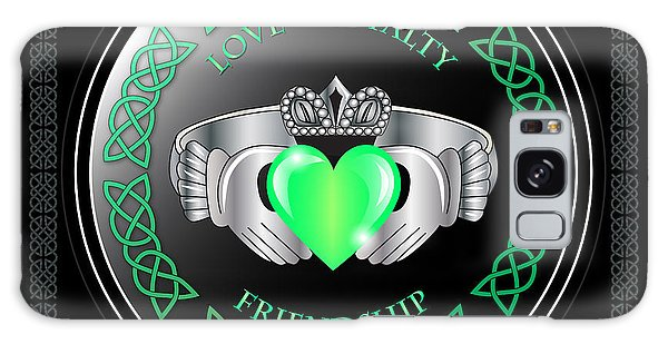Claddagh Ring Galaxy Case