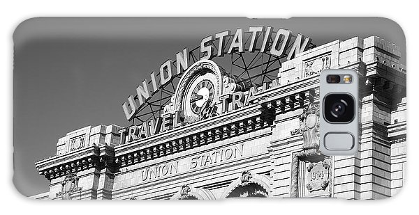 Denver - Union Station Galaxy Case by Frank Romeo