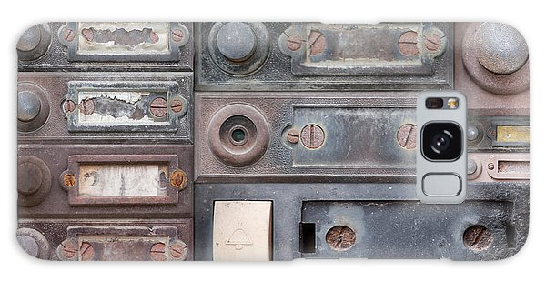 Patina Galaxy Case - Doorbells by Michal Boubin