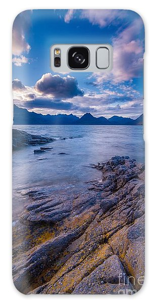 Elgol Sunset Galaxy Case