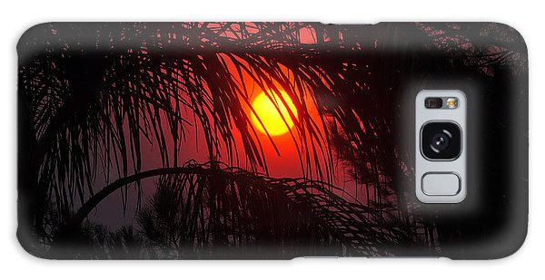 Fire In The Sky Galaxy Case
