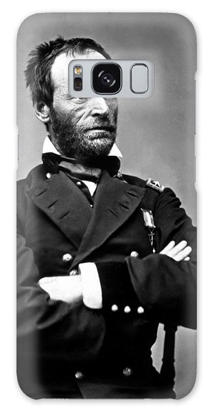 Civil Galaxy Case - General William Tecumseh Sherman by War Is Hell Store