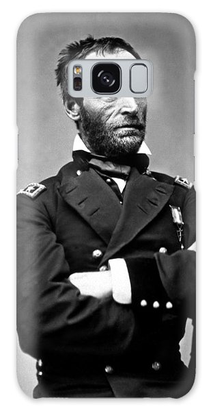 March Galaxy Case - General William Tecumseh Sherman by War Is Hell Store
