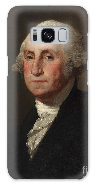 George Washington Galaxy Case by Gilbert Stuart