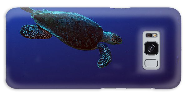 Hawksbill Turtle Galaxy Case