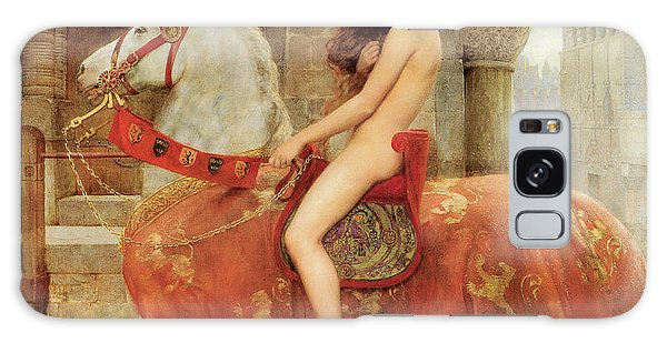 Galaxy Case - Lady Godiva by John Collier