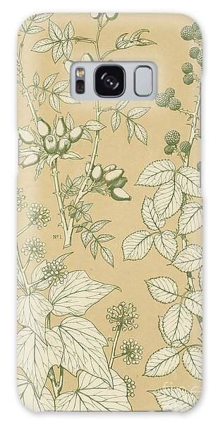 Leaf Galaxy Case - Leaves From Nature by English School