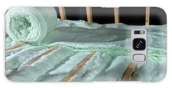 Recycle Galaxy Case - Loft Insulation by Mark Sykes/science Photo Library