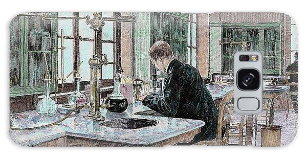 Art Institute Galaxy S8 Case - Louis Pasteur (1822-1895 by Prisma Archivo