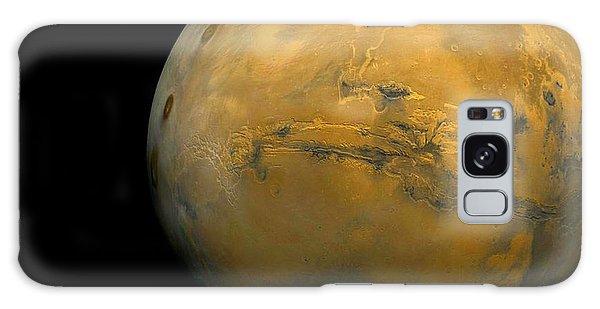 Mars Galaxy Case