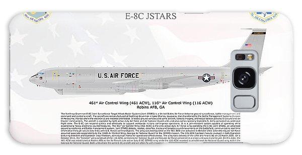 Northrop Grumman E-8c Jstars Galaxy Case