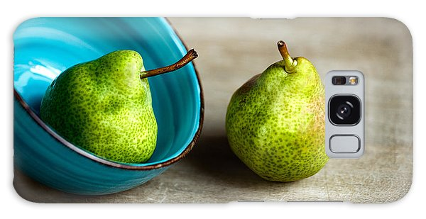 Pears Galaxy Case by Nailia Schwarz