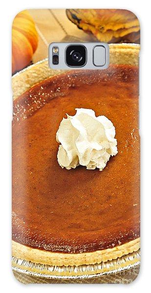 Whip Galaxy Case - Pumpkin Pie by Elena Elisseeva