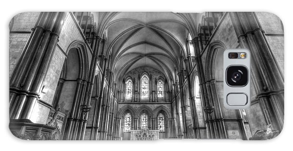 Rochester Cathedral Interior Hdr. Galaxy Case by David French